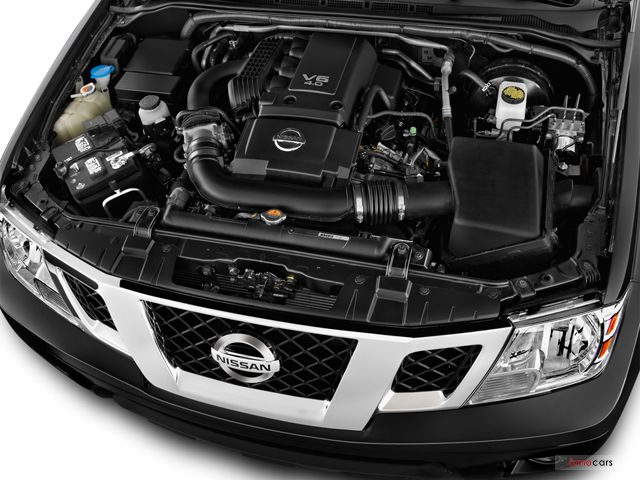 Nissan_Frontier_Двигатель