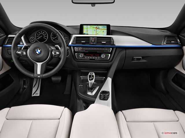 BMW-435i_Gran_Coupe_Салон
