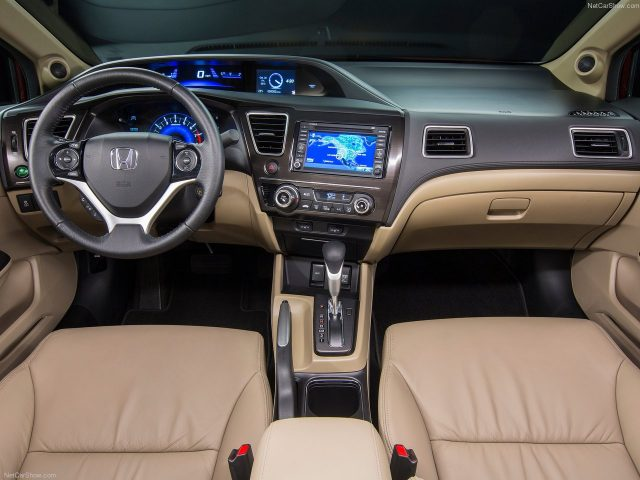Honda-Civic_Sedan_Салон