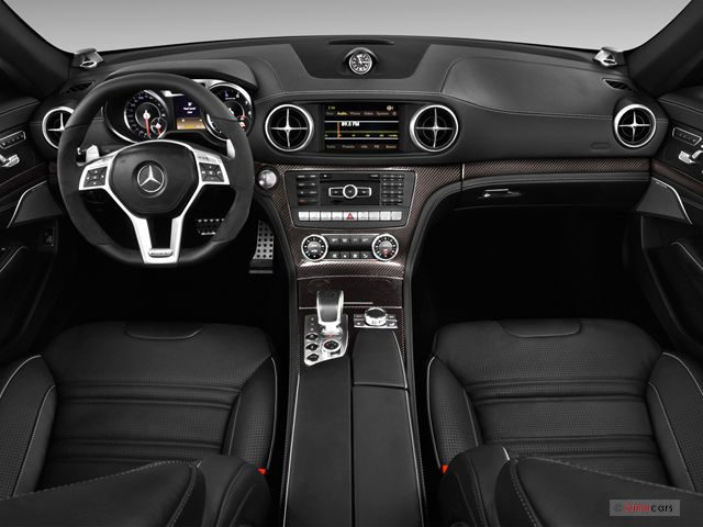Mercedes-Benz-SL_Салон