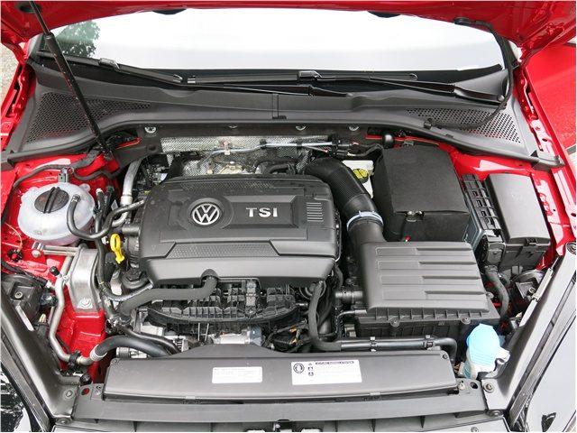 Volkswagen_Golf_Alltrack_Двигатель