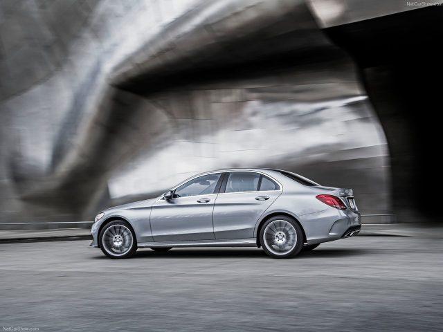 Mercedes-Benz-C-Class(W205)